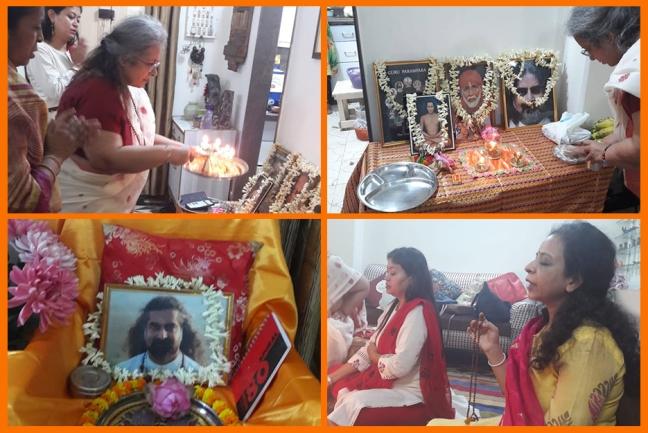 India - Kolkata - Mohanji - Guru Purnima 2019