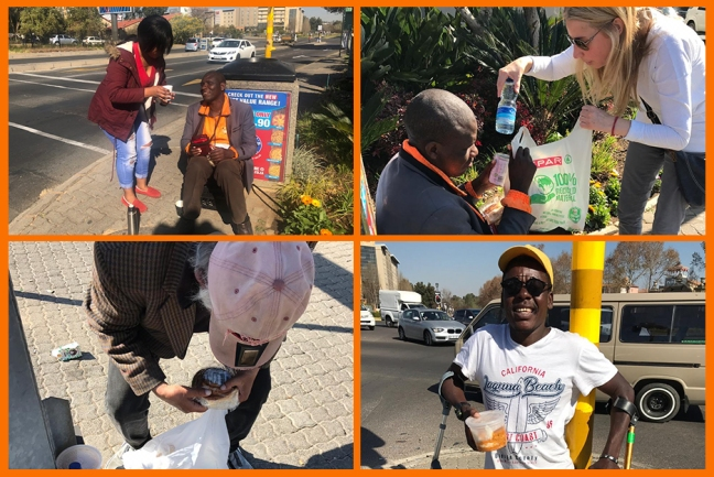 Johannesburg - charity - Guru Purnima 2019