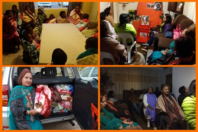 Ladysmith-South Africa-Guru Purnima 2019-meditation and charity