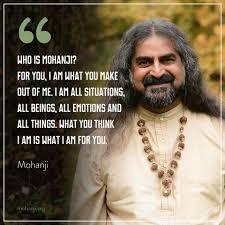 Mohanji I am