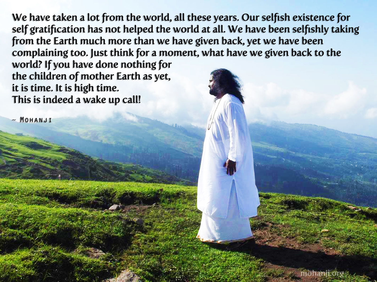 mohanji-quote-give-back-to-mother-earth