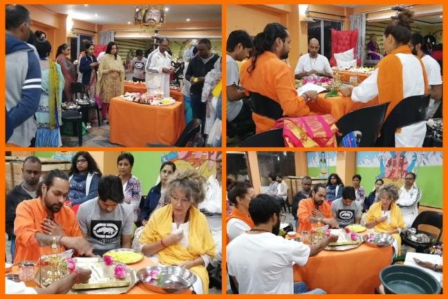 South Africa - Durban - Datta Tapovan - Guru Purnima 2019