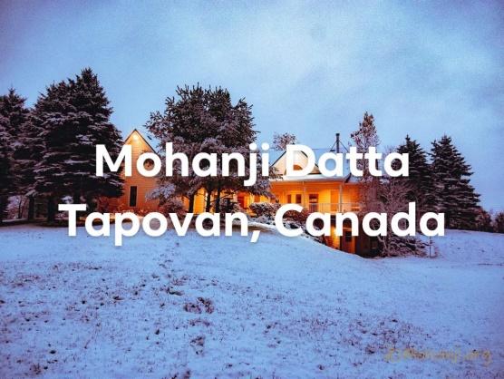 Tapovan Canada