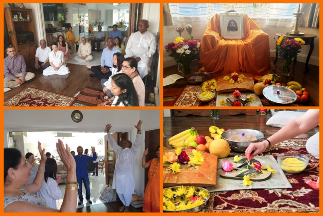 United Kingdom - Guru Purnima 2019 - Mohanji