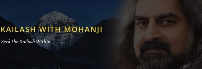 Kailash with Mohanji