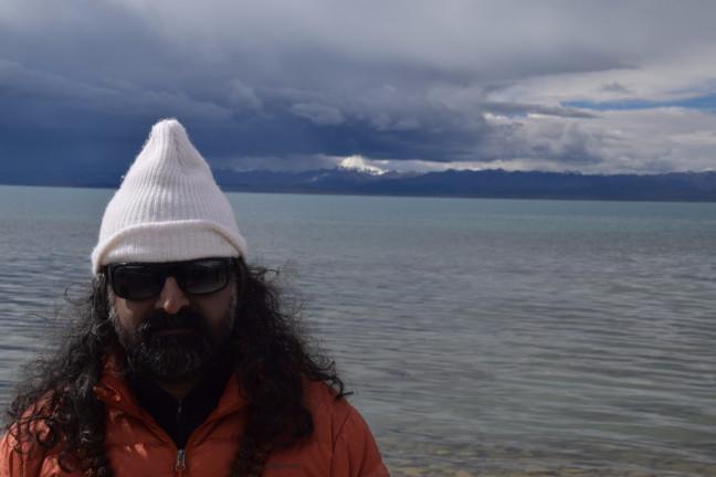 Mohanji on Kailash