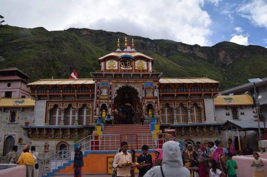 Mohanji in Badrinath