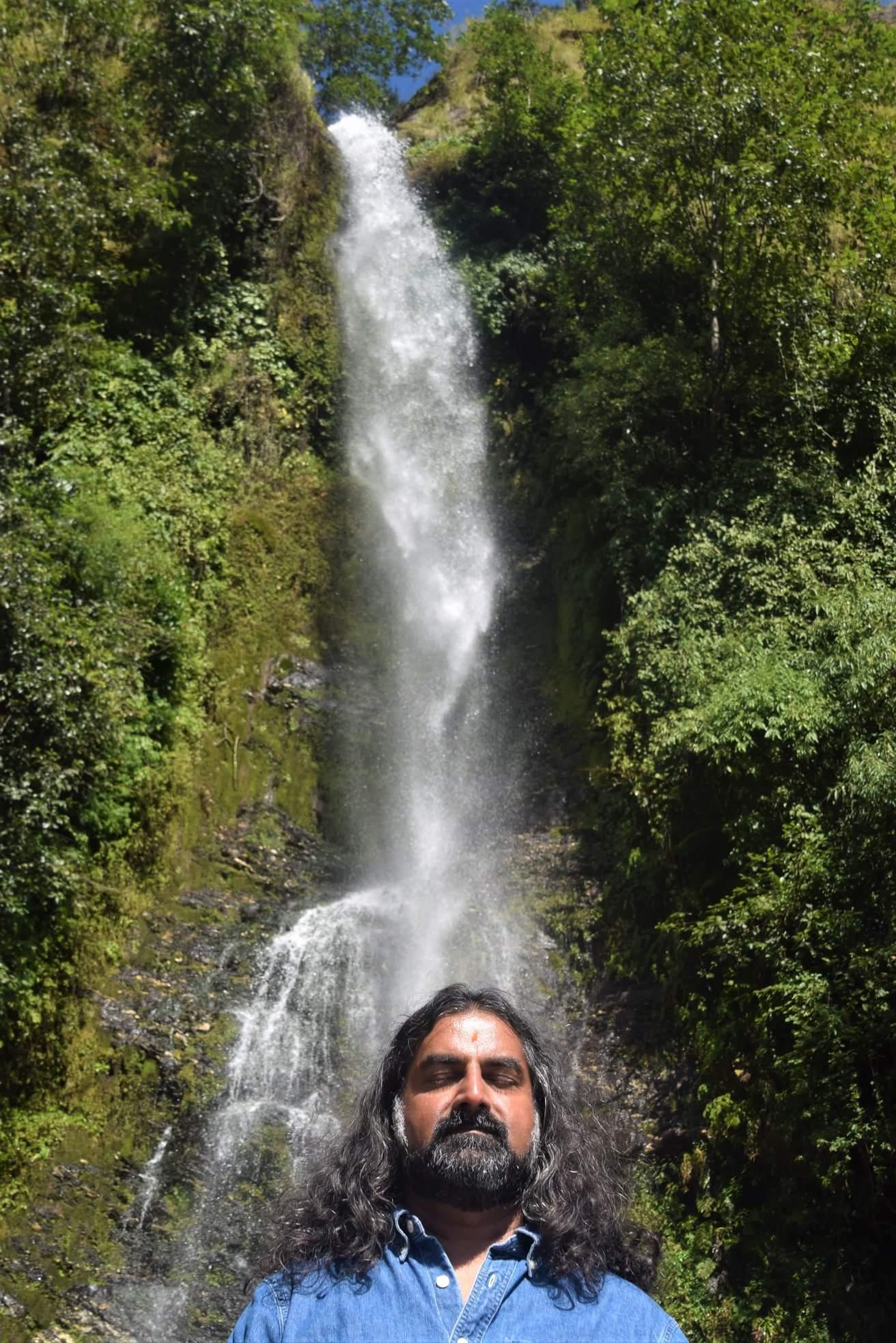 Mohanji waterfall
