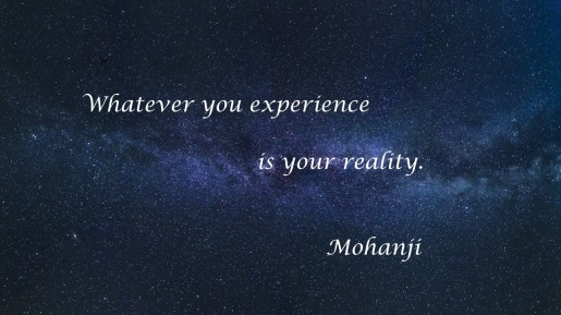 reality quote