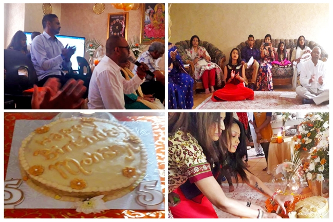 Centurion - Mohanji's 55th birthday celebration