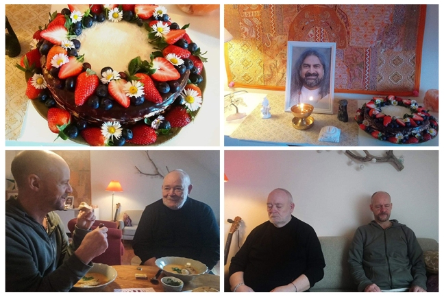 Denmark - Mohanji's 55th birthday-meditation