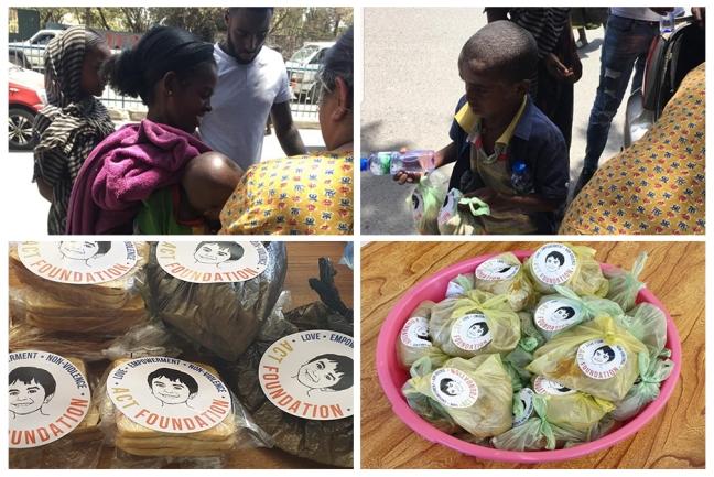 Ethiopia - ACT Foundation - Mohanji's birthday celebration