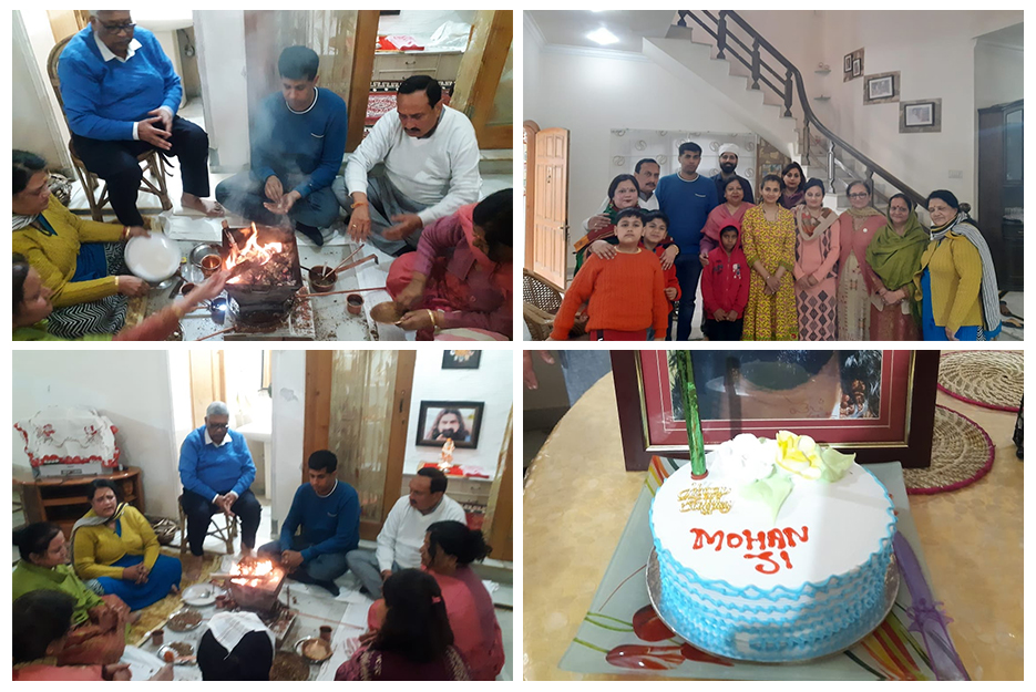 Jammu 1- 55th Mohanji's birthday 2020