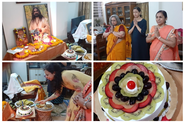 Kolkata - Mohanji's 55th birthday celebration