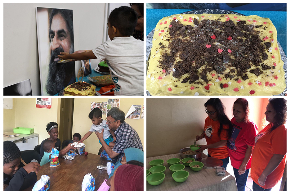 Ladysmith - Mohanji's 55th birthday celebrationjpg