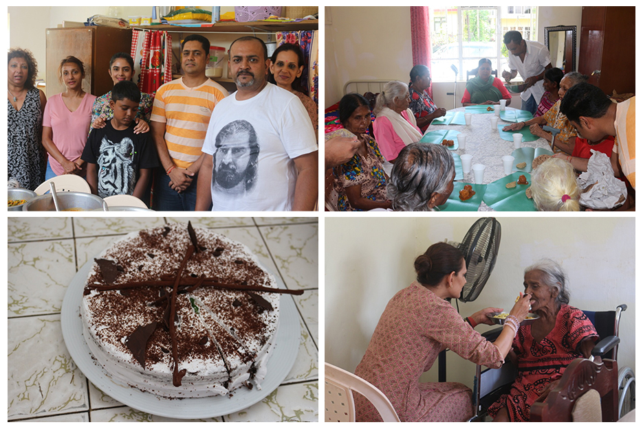 Mauritius - Mohanji's 55th birthday celebration