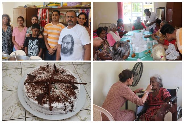 Mauritius - Mohanji's 55th birthday celebration