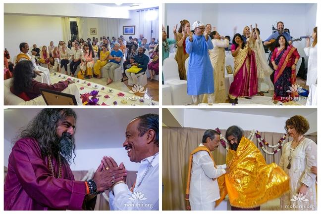 Mohanjis 55th birthday celebration in Sri Lanka 2020