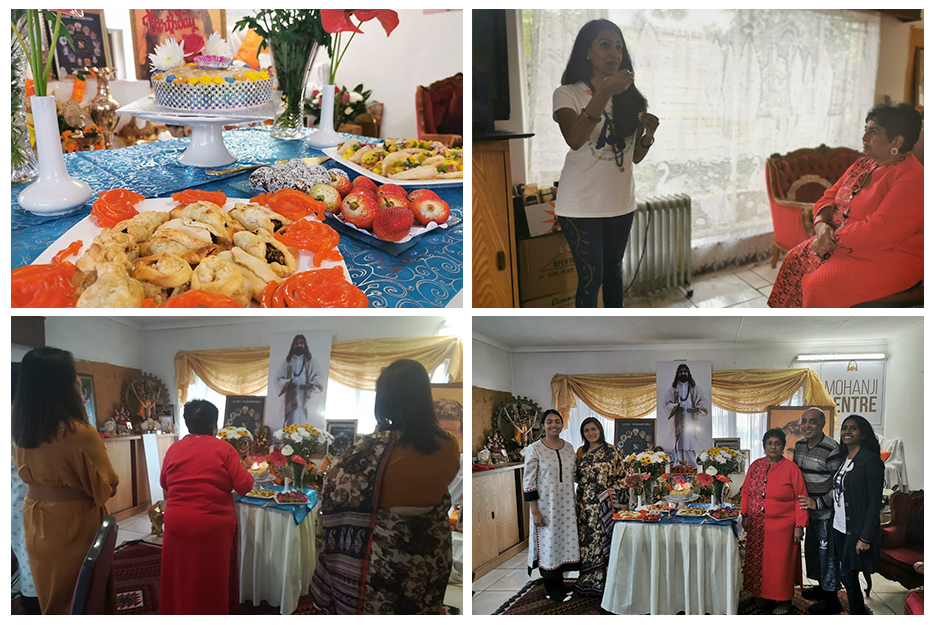 Randburg - Mohanji's 55th birthday- Acharya program
