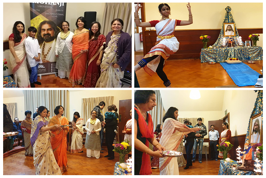 United Kingdom - Mohanji's 55th birthday celebration
