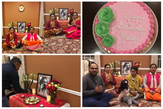Washington DC 2- Mohanji's 55th birthday