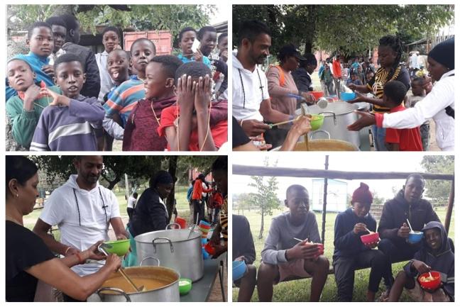 ACT SA - Shumbashaba - Mohanji's 55th birthday celebration