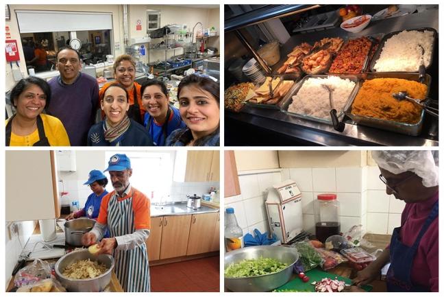 ACT United Kingdom - Mohanji's 55th birthday celebration