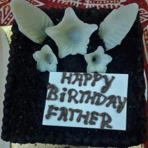 Delhi Vikaspuri - cake