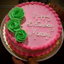 USA cake - Happy birthday Mohanji (2)