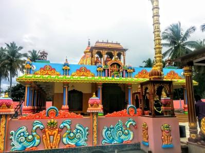 mohanjichronicles-Gopal Baba ashram - 1