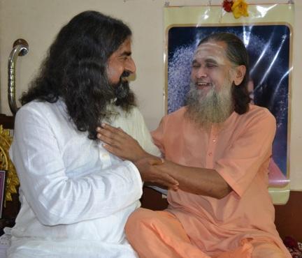mohanjichronicles-Gopal Krishna Baba & Mohanji-3