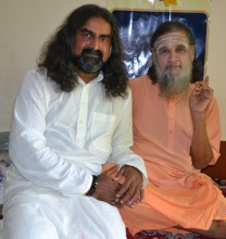 mohanjichronicles-Gopal Krishna Baba & Mohanji-4
