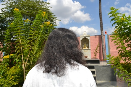 mohanjichronicles-Gopal Krishna Baba - Mohanji Visiting Datta Temple-2