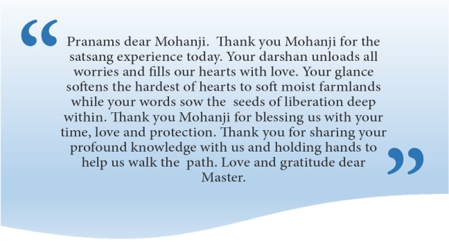Satsang with Mohanji 16 Aug- practical steps in challenging times-comments (2)